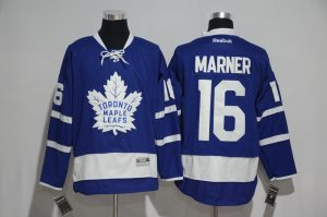 2016 NHL Toronto Maple Leafs 16 Marner Blue1 Jerseys