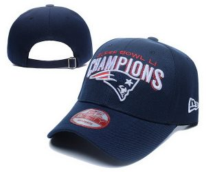 2017 NFL New England Patriots Champions Adjustable Hat xdfmy