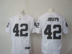 Oakland Raiders 42 Joseph White 2016 Nike Elite Jerseys