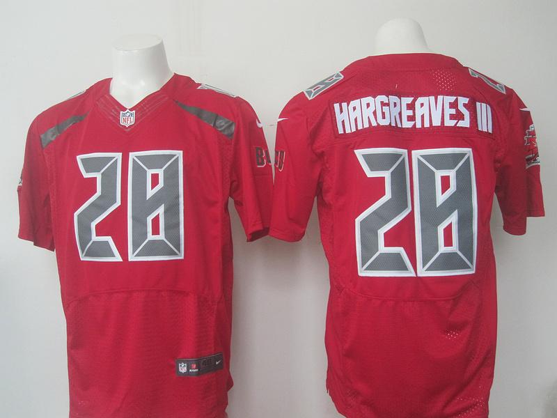 Tampa Bay Buccaneers 28 Hargreaves III Red 2016 Nike Elite Jerseys