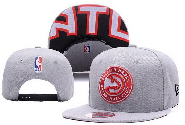 2017 NBA Atlanta Hawks Snapback 0401 XDFMY
