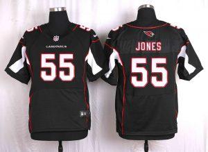 Arizona Cardinals 55 Jones Black 2016 Nike Elite Jerseys