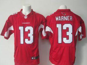 NFL Arizona Cardinals 13 Warner red Nike elite 2016 jerseys