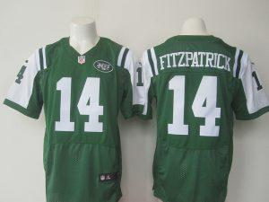 NFL New York Jet 14 Fitzpatrick Green elite Nike 2016 jerseys