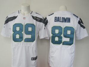 NFL Seattle Seahawks 89 Baldwin white elite Nike 2016 jerseys