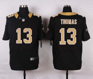 New Orleans Saints 13 Thomas Black 2016 Nike Elite Jerseys