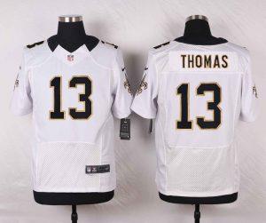 New Orleans Saints 13 Thomas White 2016 Nike Elite Jerseys