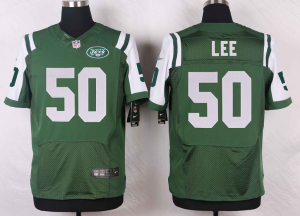 New York Jets 50 Lee Green 2016 Nike Elite Jerseys