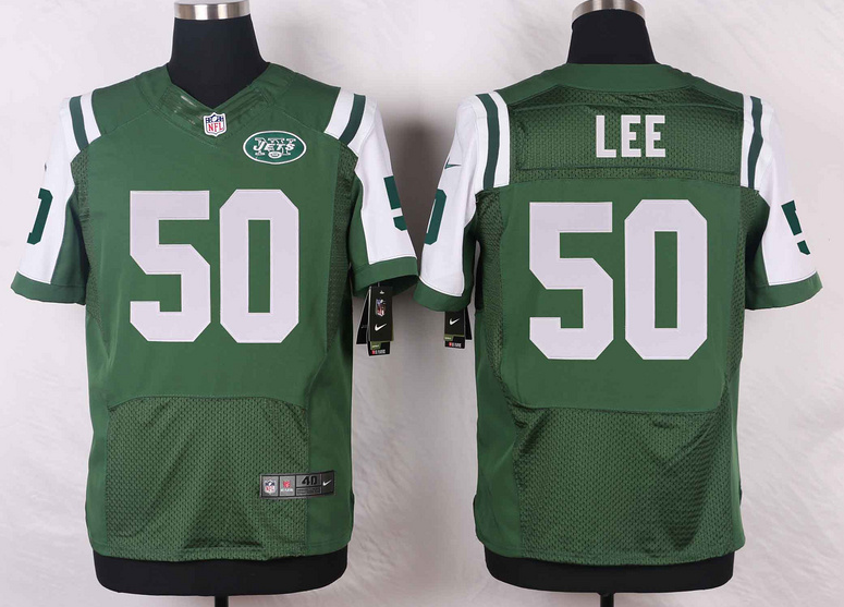 New York Jets 50 Lee Green 2016 Nike Elite Jerseys