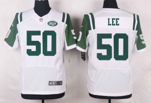 New York Jets 50 Lee White 2016 Nike Elite Jerseys