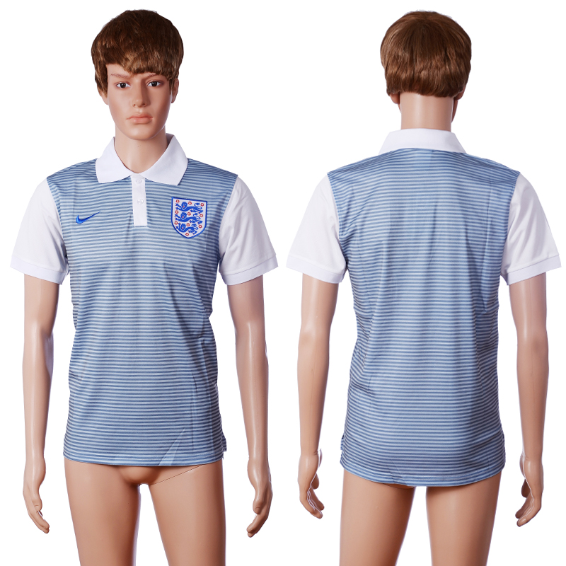 2016 England home polo shirt AAA+ soccer jerseys