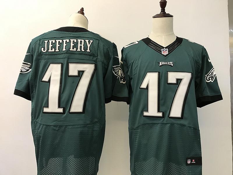 Philadelphia Eagles 17 Jeffery Green Elite 2017 Nike Jerseys